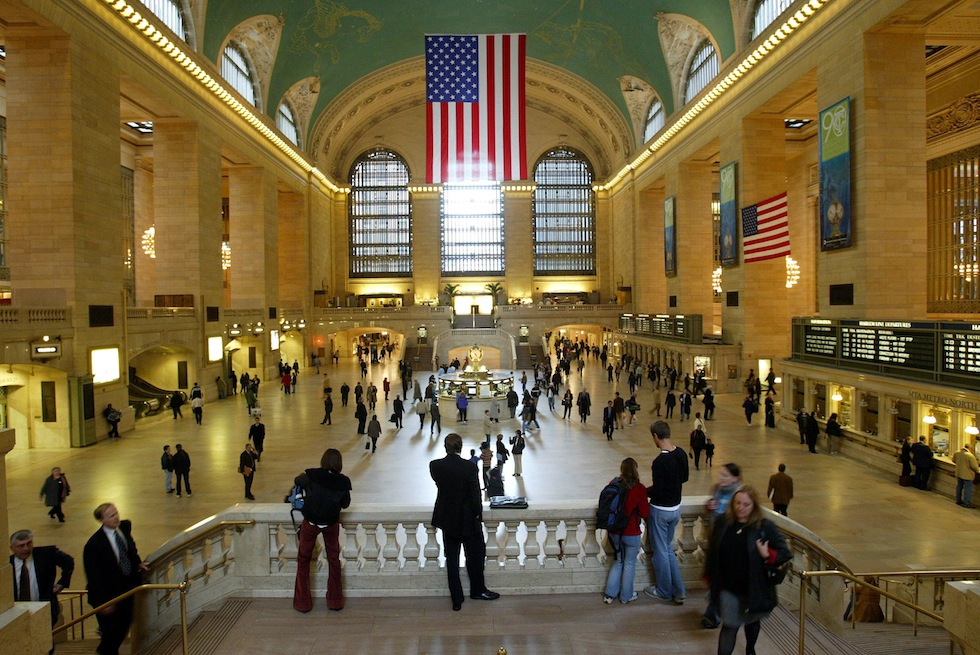Grand Central Station Celebrates 90 Years